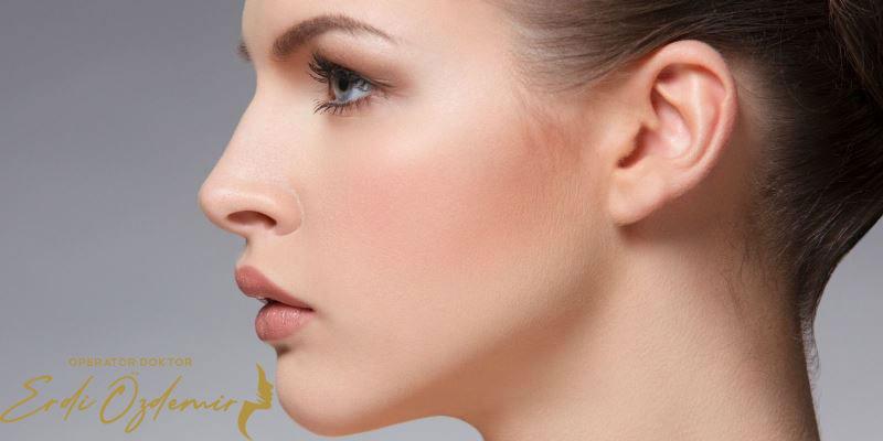 Kepçe Kulak Estetiği - Otoplasti