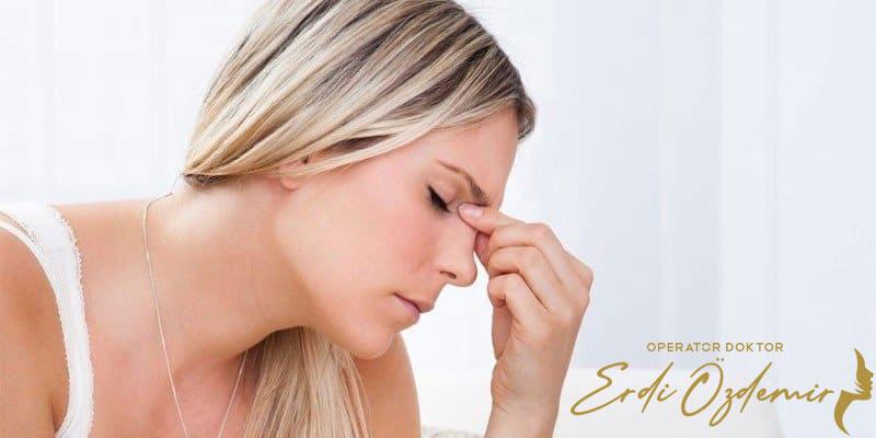 Endoskopik Sinüs Cerrahisi - Sinuzit Ameliyatı